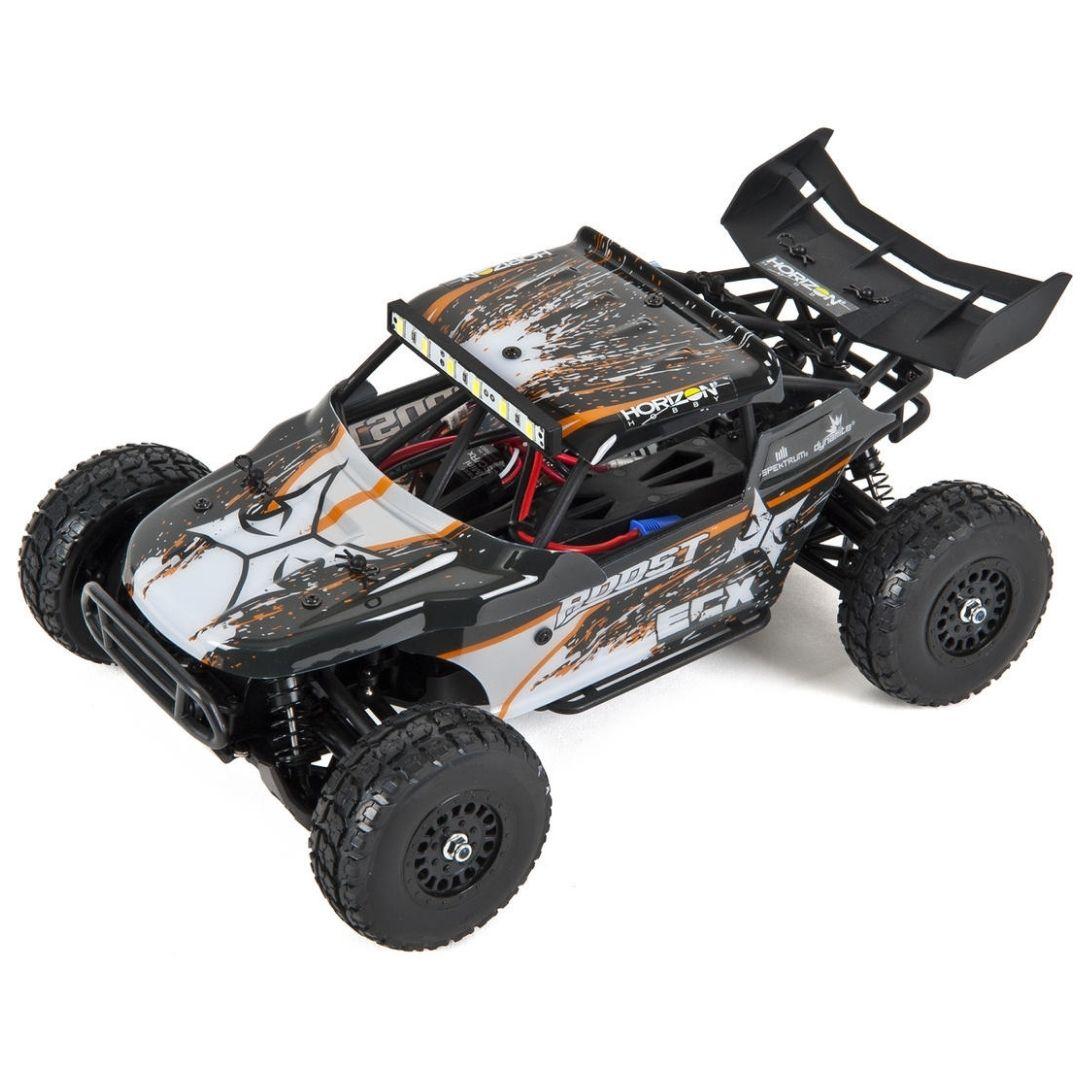 Buggy ECX Rosst. Batería y cargador incluidos.
