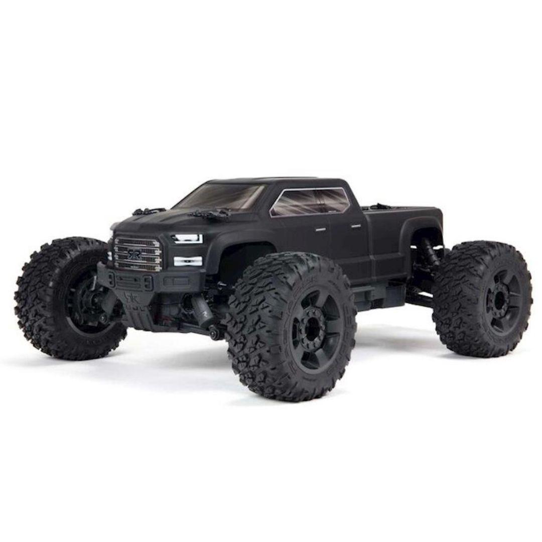 Camioneta Arrma Big Rock. Batería y cargador incluidos.